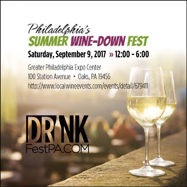 Philadelphia's Summer Wine-Down Fest