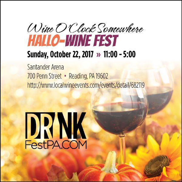 Wine O'Clock Somewhere 'Hallo' WineFest