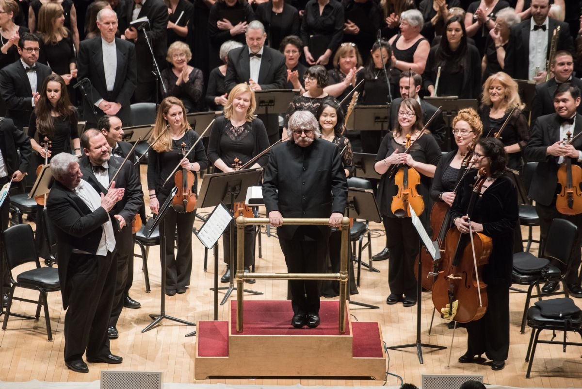 The Music of Sir Karl Jenkins: A DCINY Tenth Anniversary Celebration