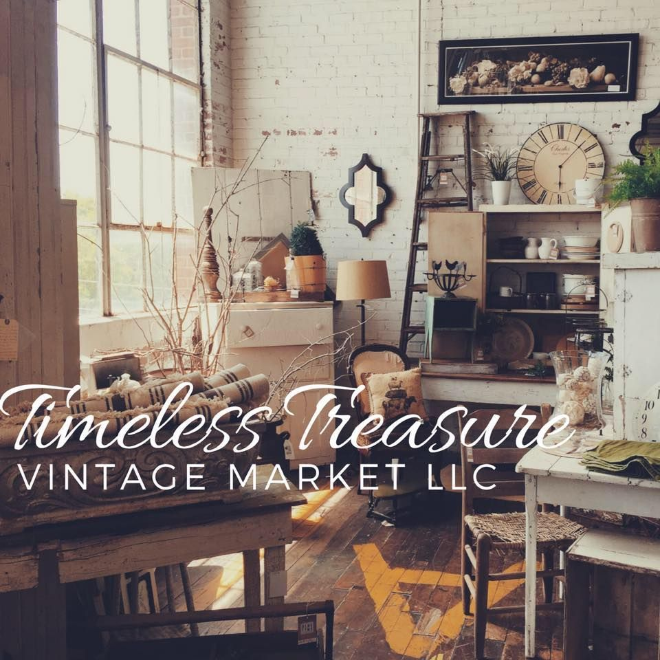 Timeless Treasure Vintage Market LLC..A Stroll Through Time
