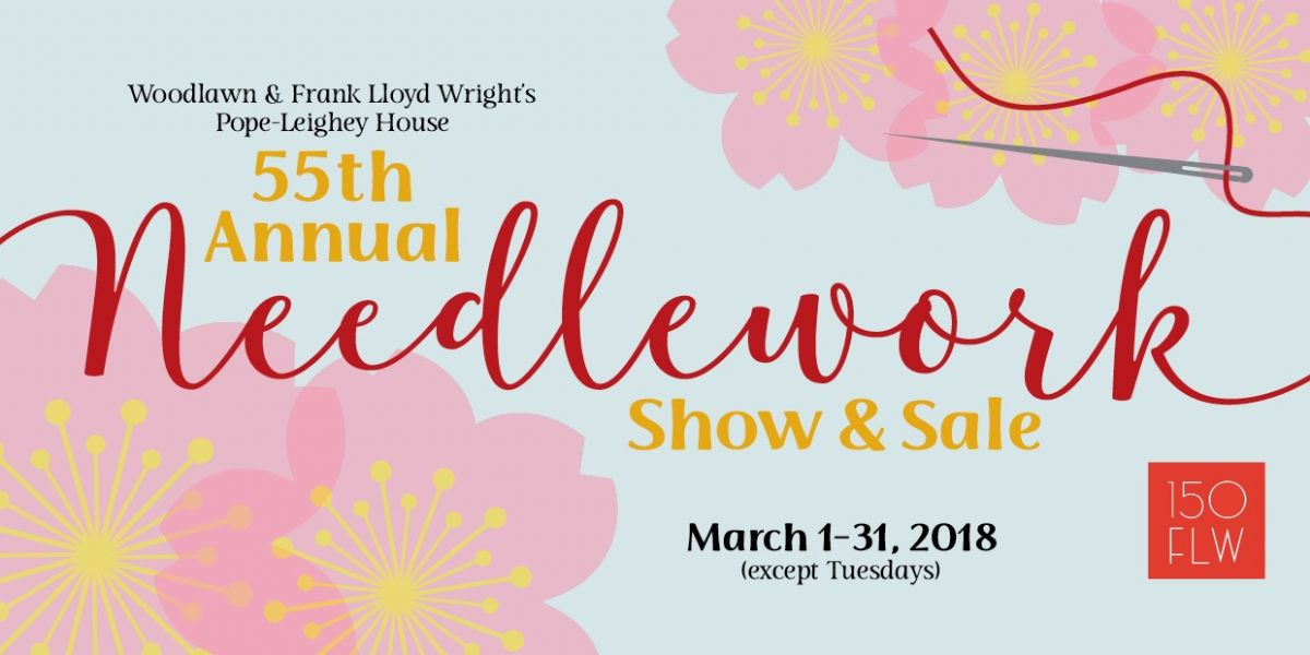 Woodlawn Needlework Show & Sale