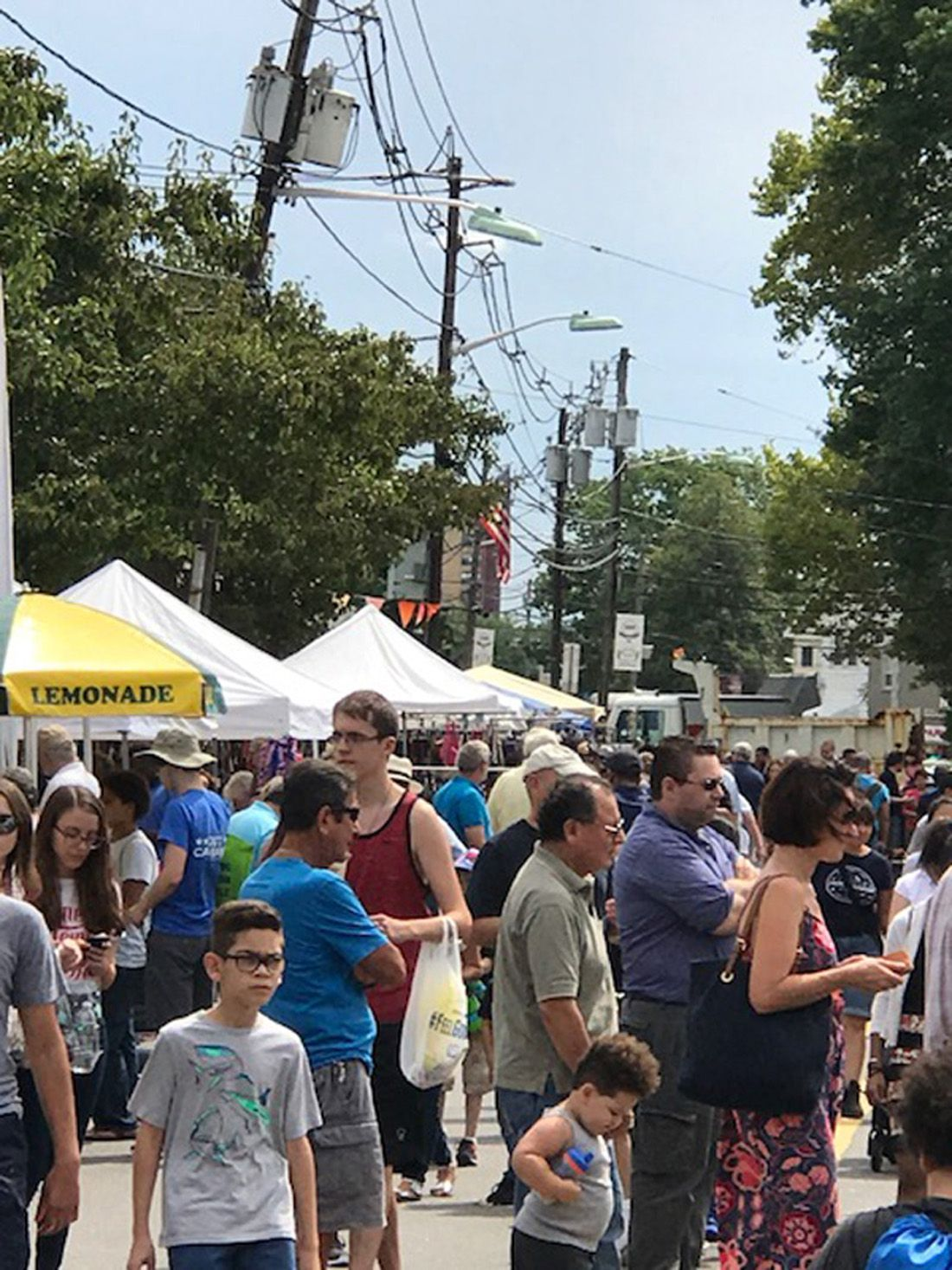 Stirling Street Fair