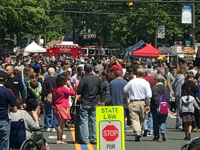 Kenilworth Street Fair & Car Show