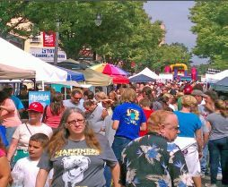 Riverdale's Labor Day Street Fair