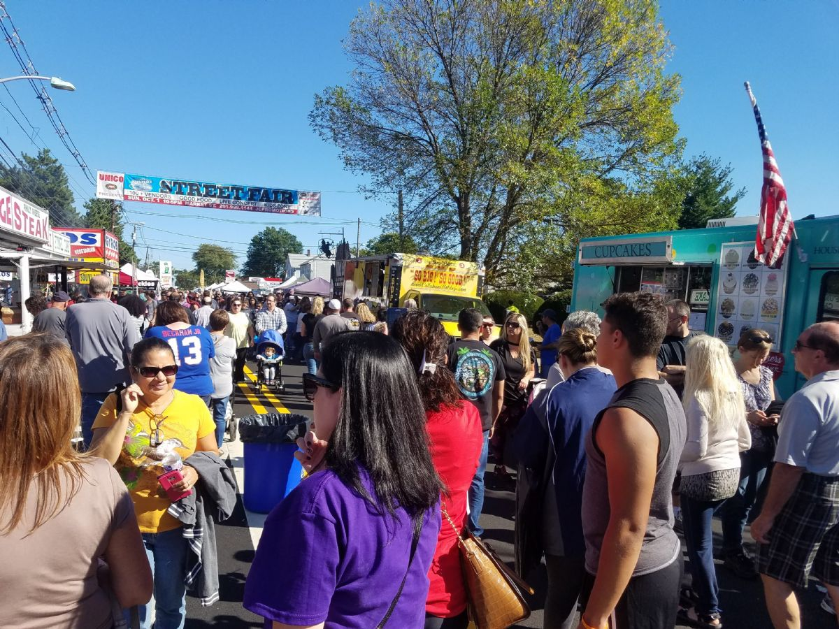 Saddle Brook's UNICO Street Fair