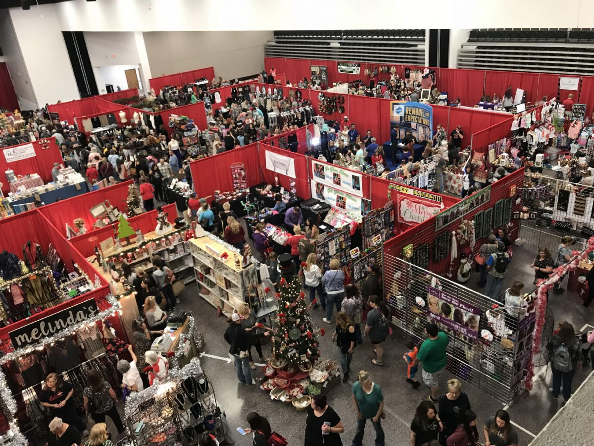 2018 Bay Area Nutcracker Market
