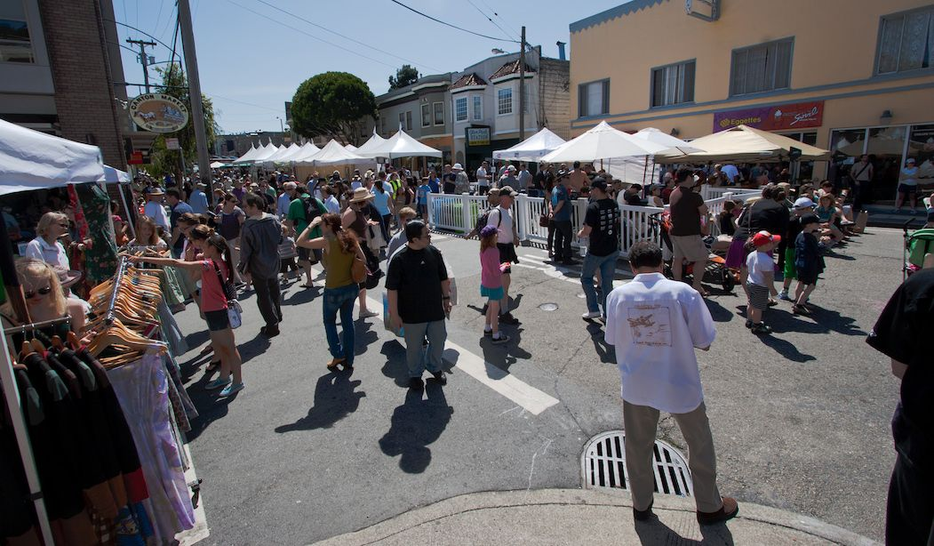20th Annual Glen Park Festival