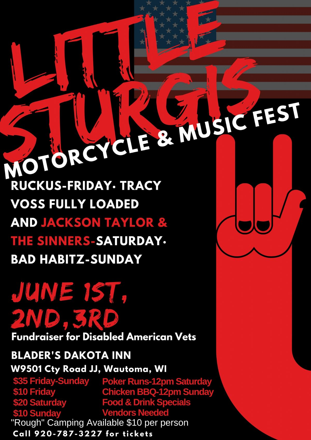 Little Sturgis Motorcycle & Music Fest