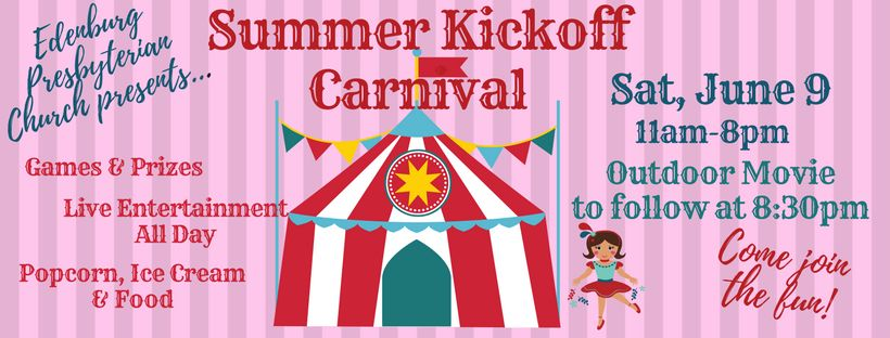Summer Kick-Off Carnival