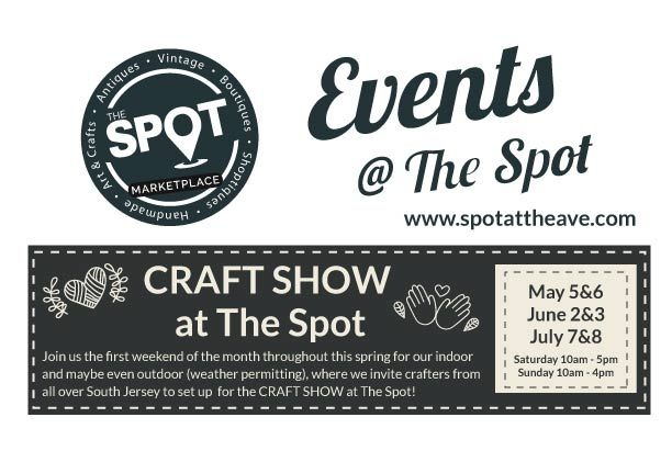 Craft Show at The Spot
