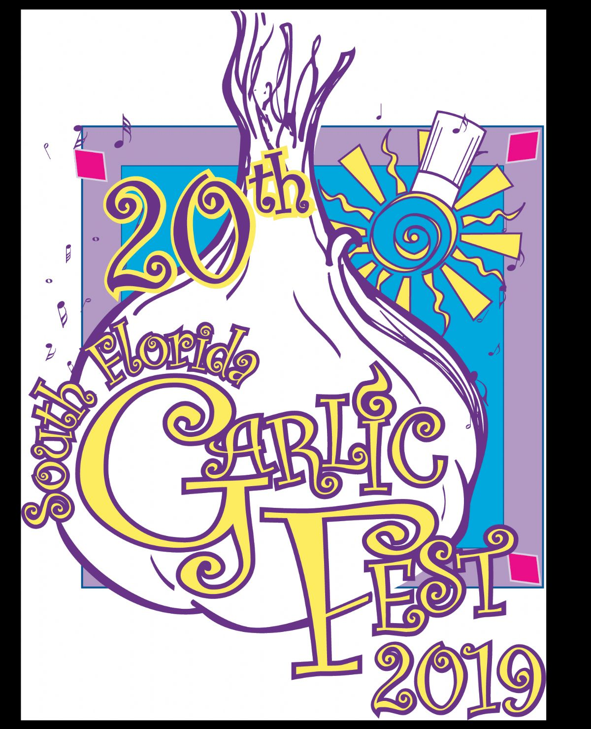 20th Annual South Florida Garlic Fest