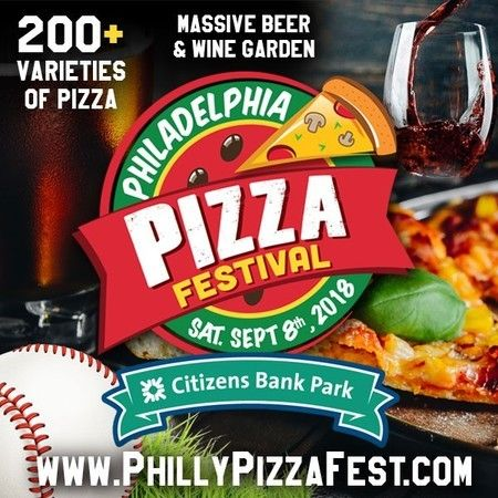 Philadelphia Pizza Festival 2018