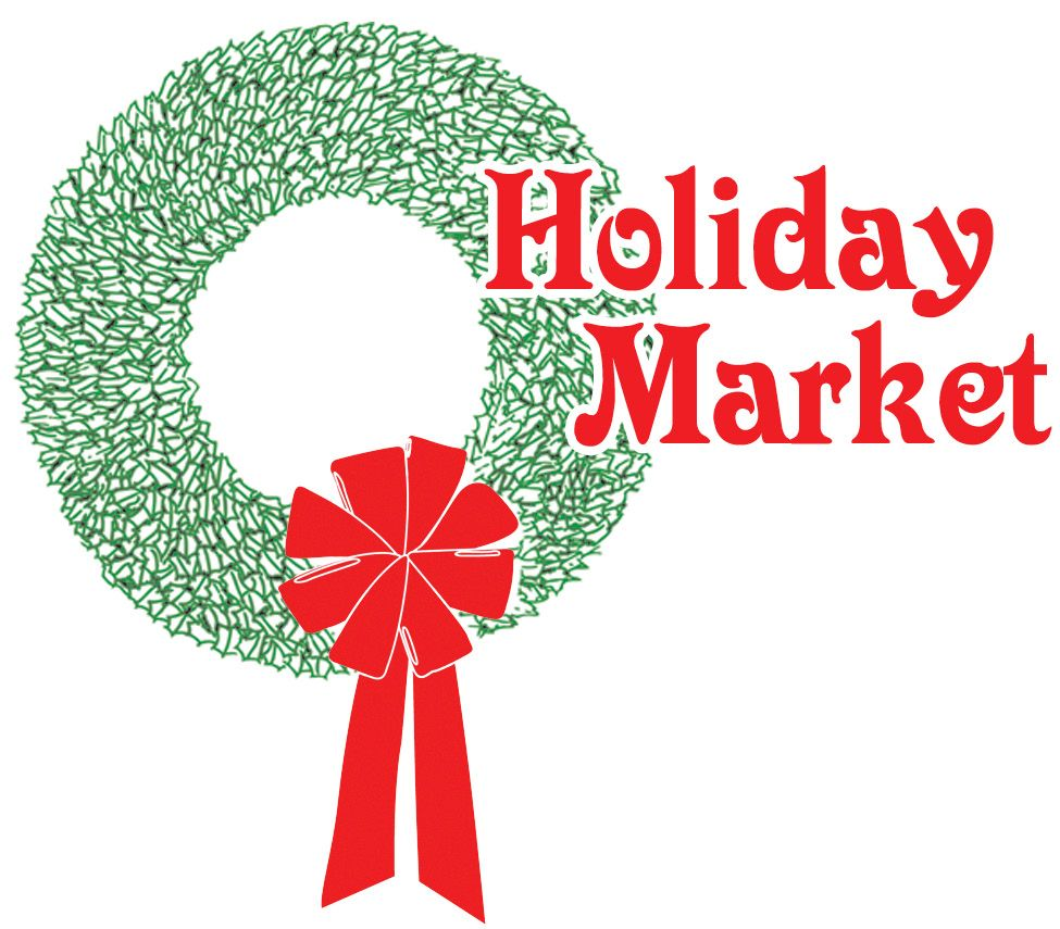 Holiday Market – Charleston, SC Nov. 20-22, 2020.