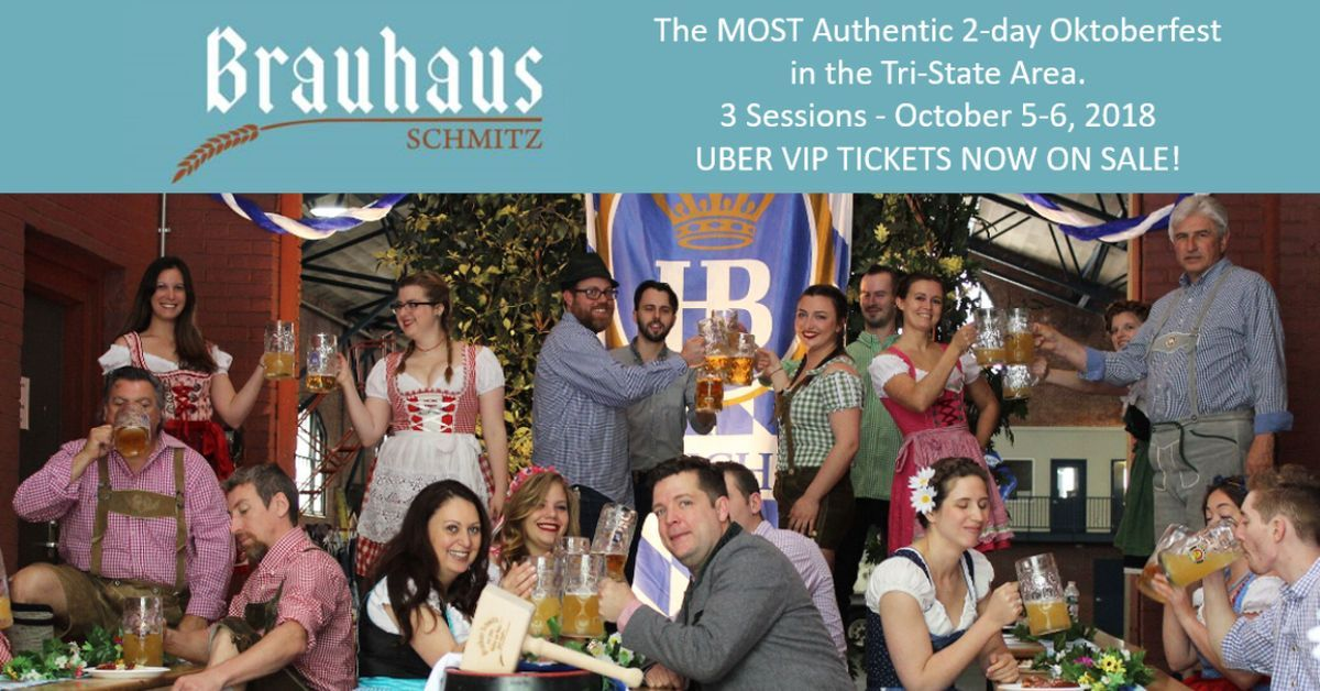 OktoberFest Philly 2018 at The 23rd Street Armory