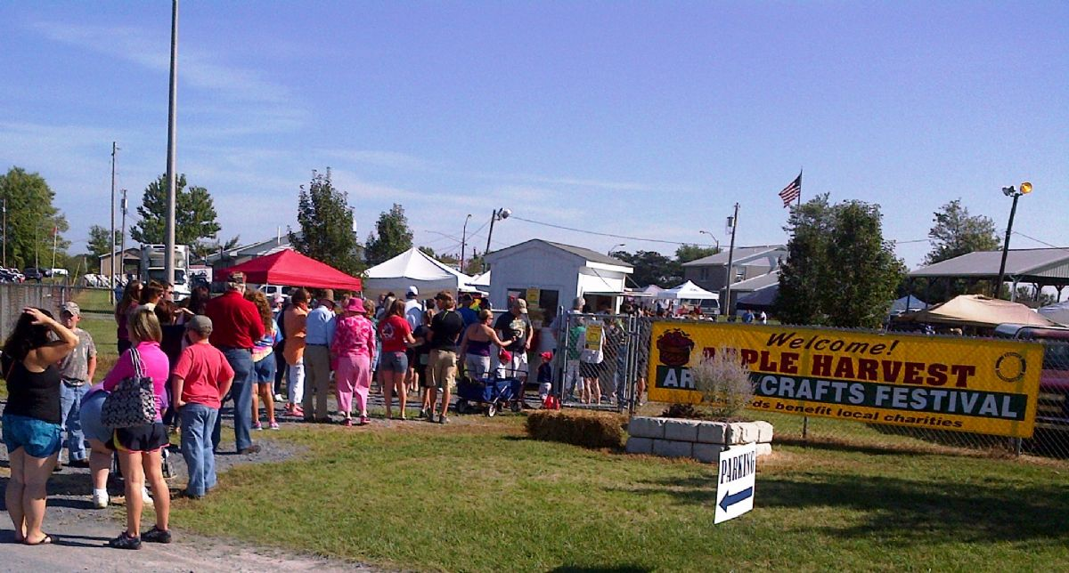 Shenandoah Valley Apple Harvest Festival