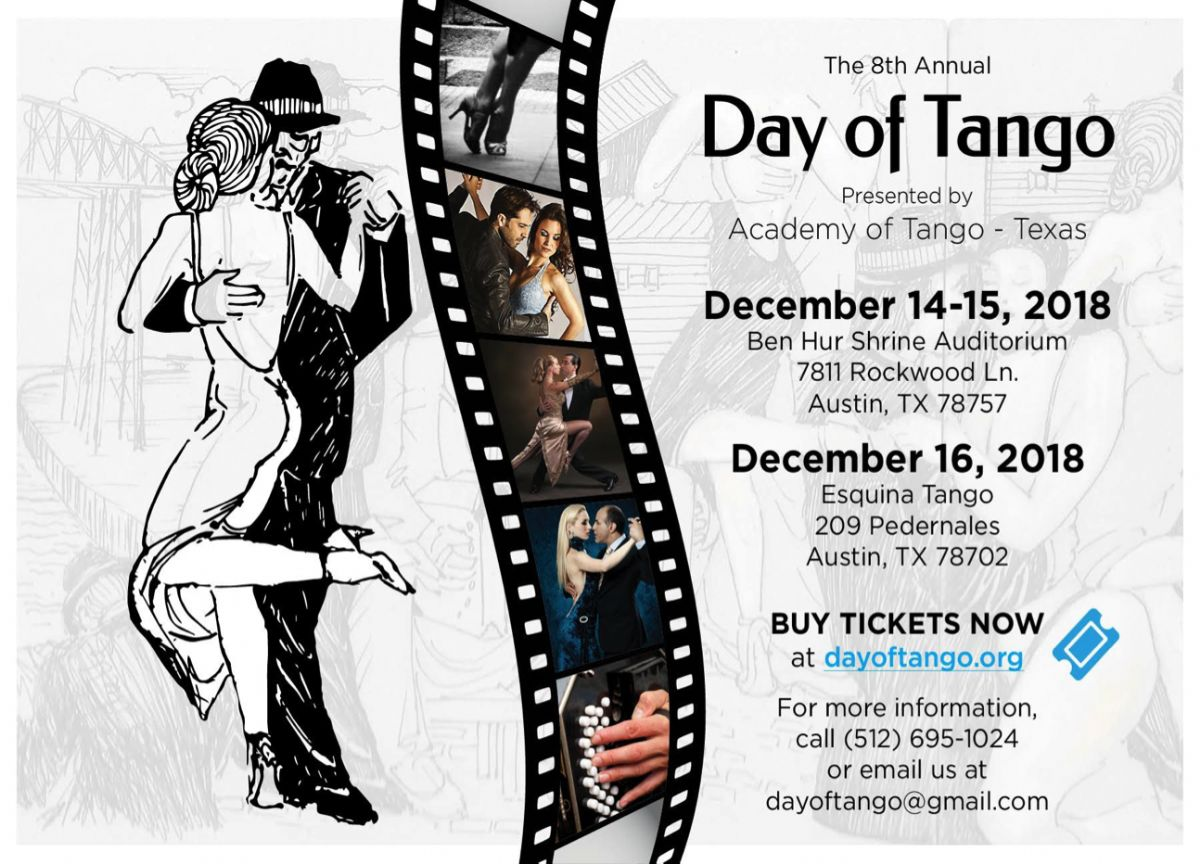 8th Annual Day of Tango Festival