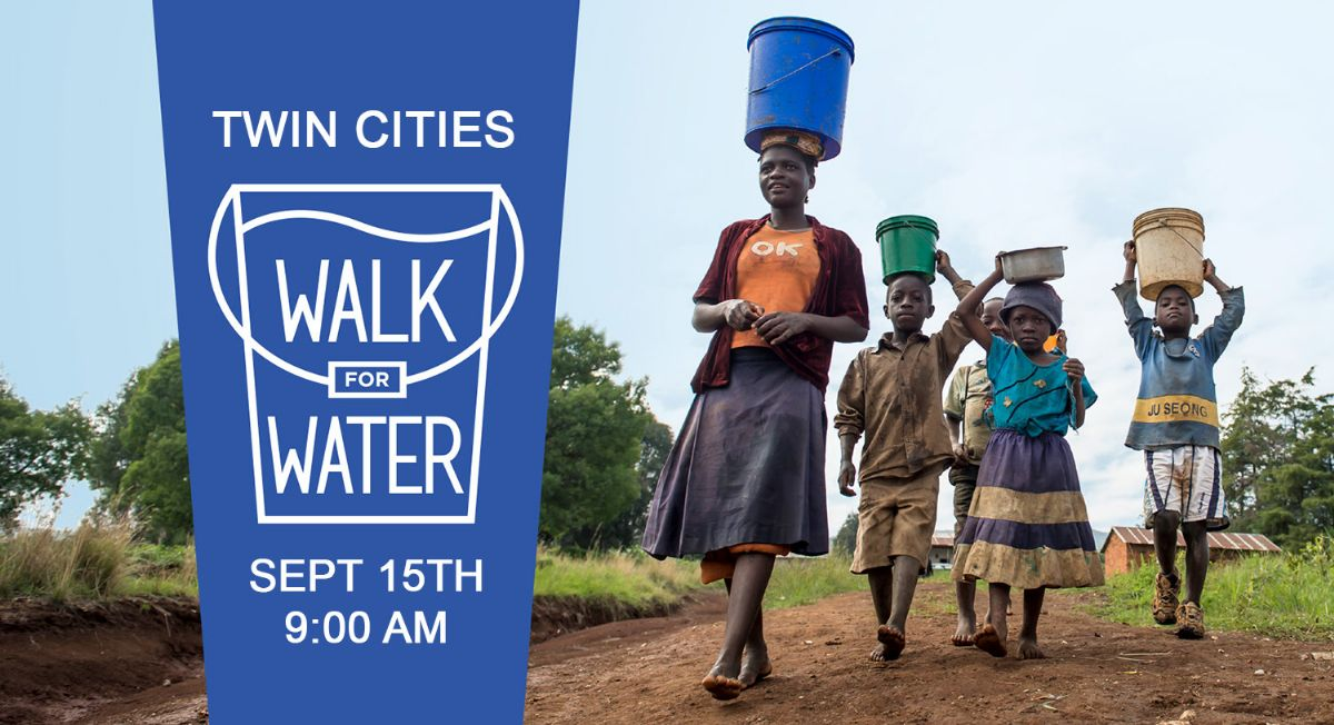 Twin Cities Walk for Water