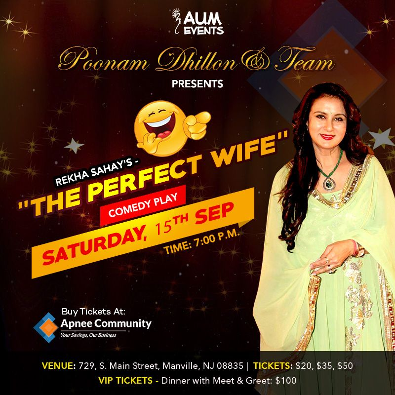 The Perfect Wife – A Hindi Comedy Play!