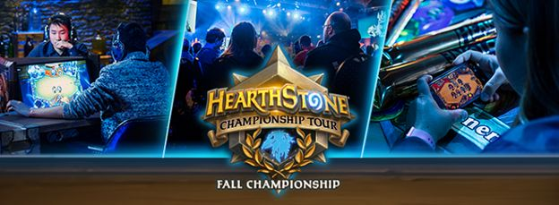 Hearthstone Championship Tour (HCT) - 2018 Fall Championship