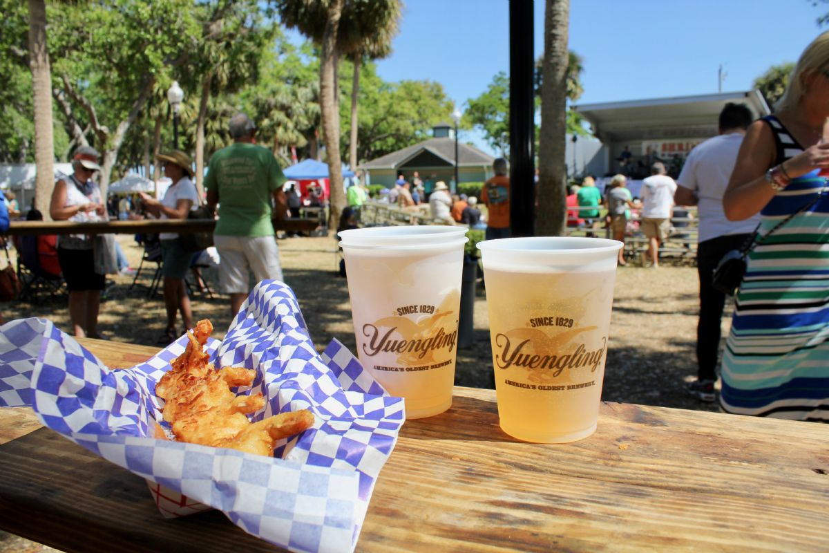 ShrimpFest & Craft Brew Hullabaloo