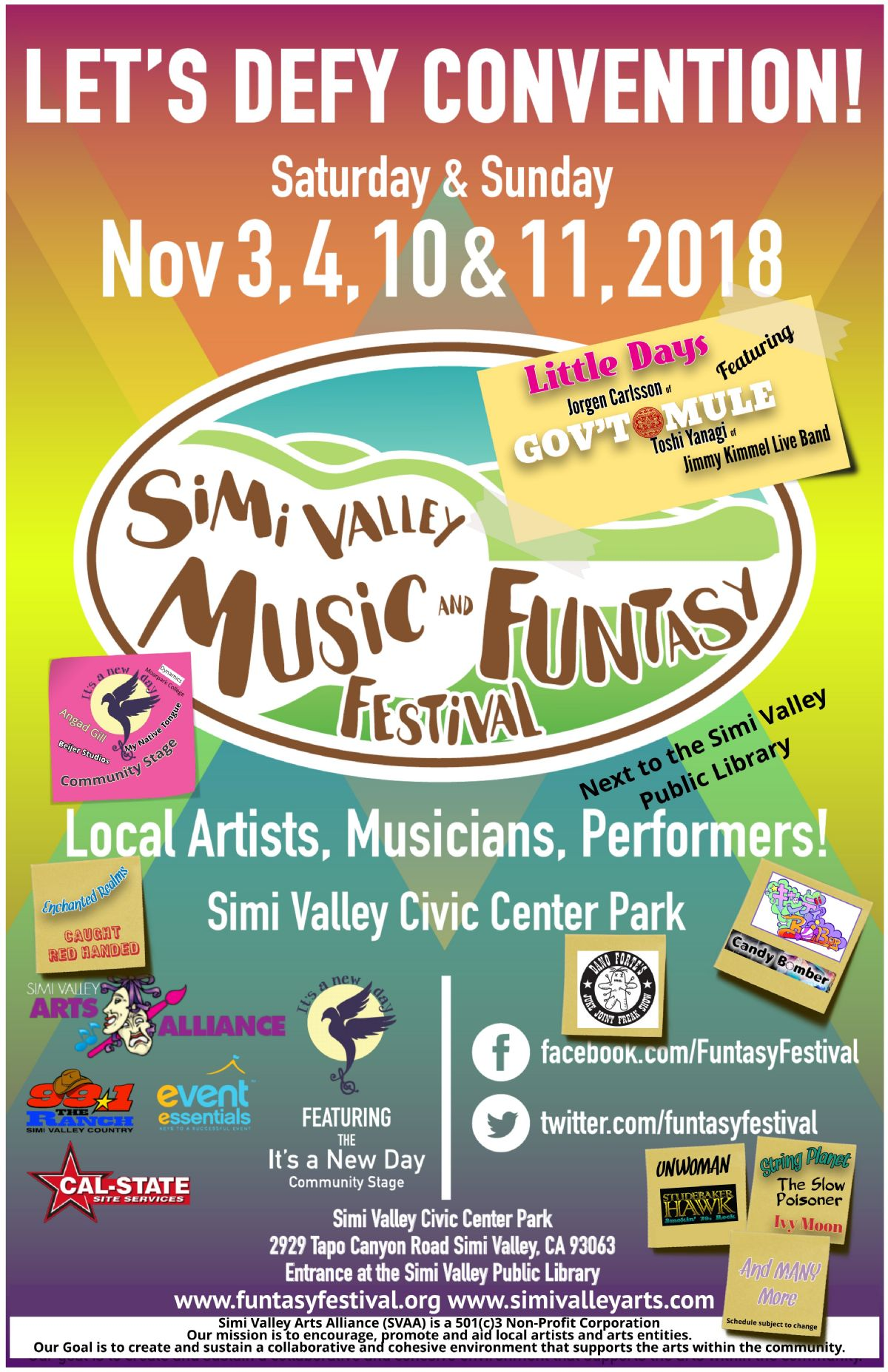 Simi Valley Music and Funtasy Festival