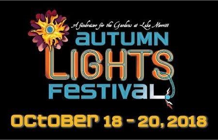 Autumn Lights Festival 2018