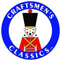 Craftsmen's Christmas Classic Art & Craft Festival, Greensboro, NC Nov. 27-29, 2020.