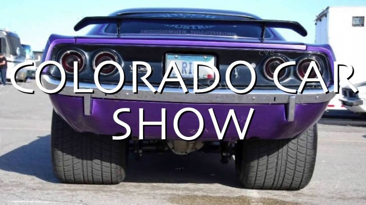 Colorado Car Show Meet N Greet