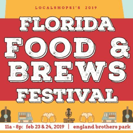 Florida Food and Brews Festival 2019