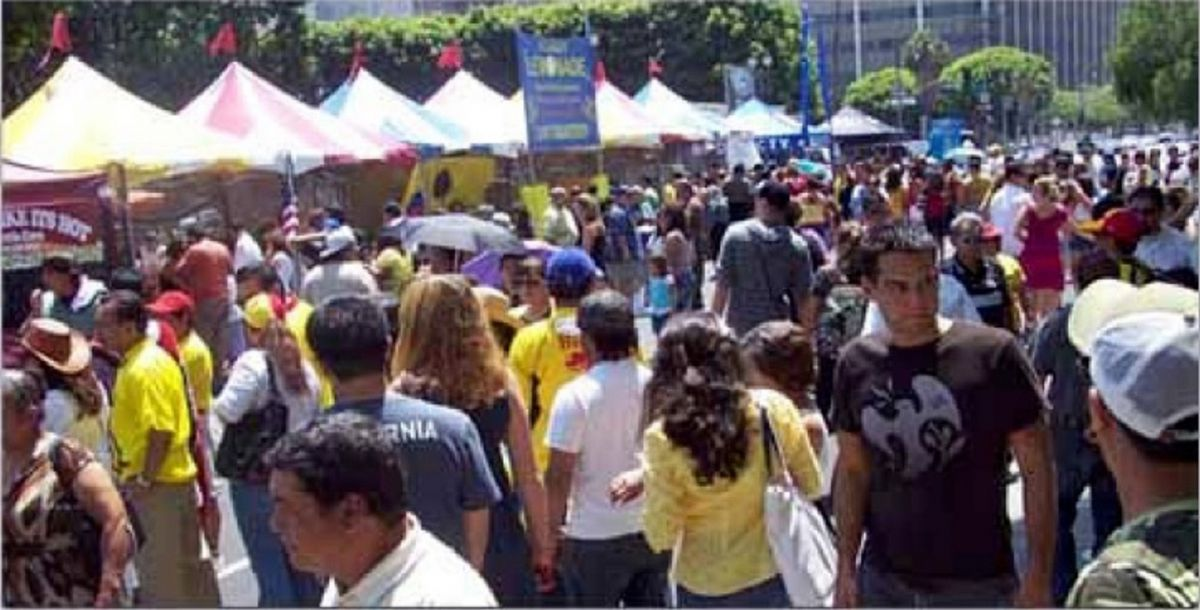 22nd Annual TASTE OF ECUADOR Food Festival & Parade