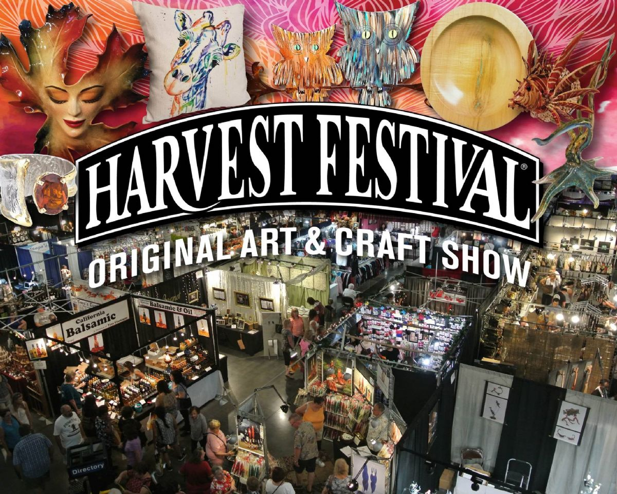 Harvest Festival Original Art & Craft Show