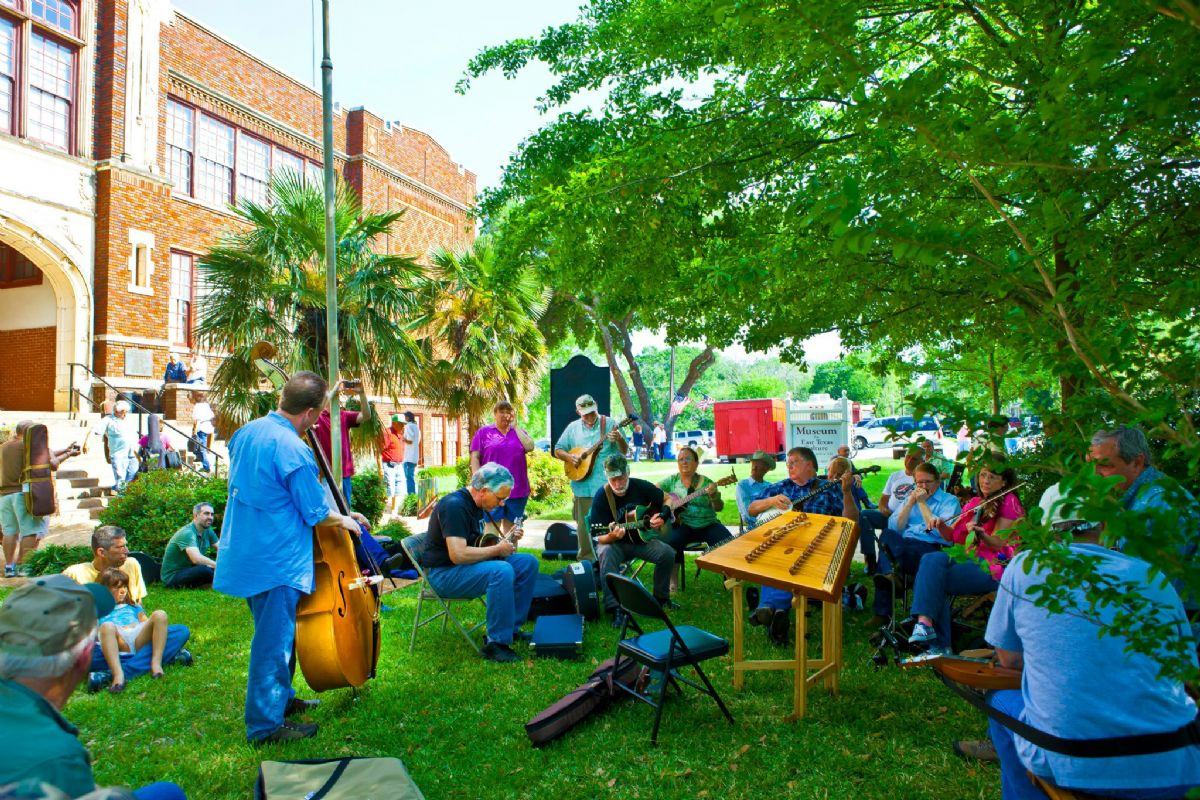 Old Time Music & Dulcimer Festival