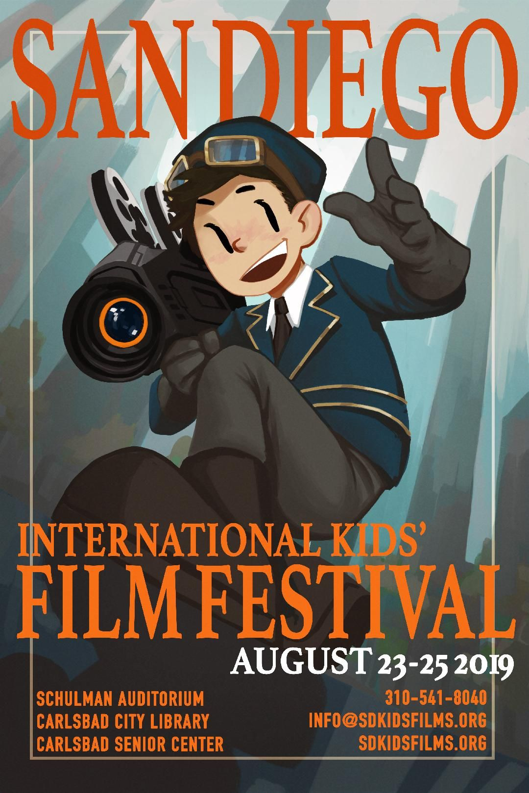 san diego international kids' Film Festival 2019