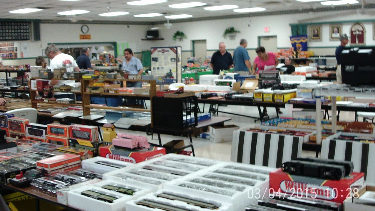 Toy Train & Collectible Show/Sale