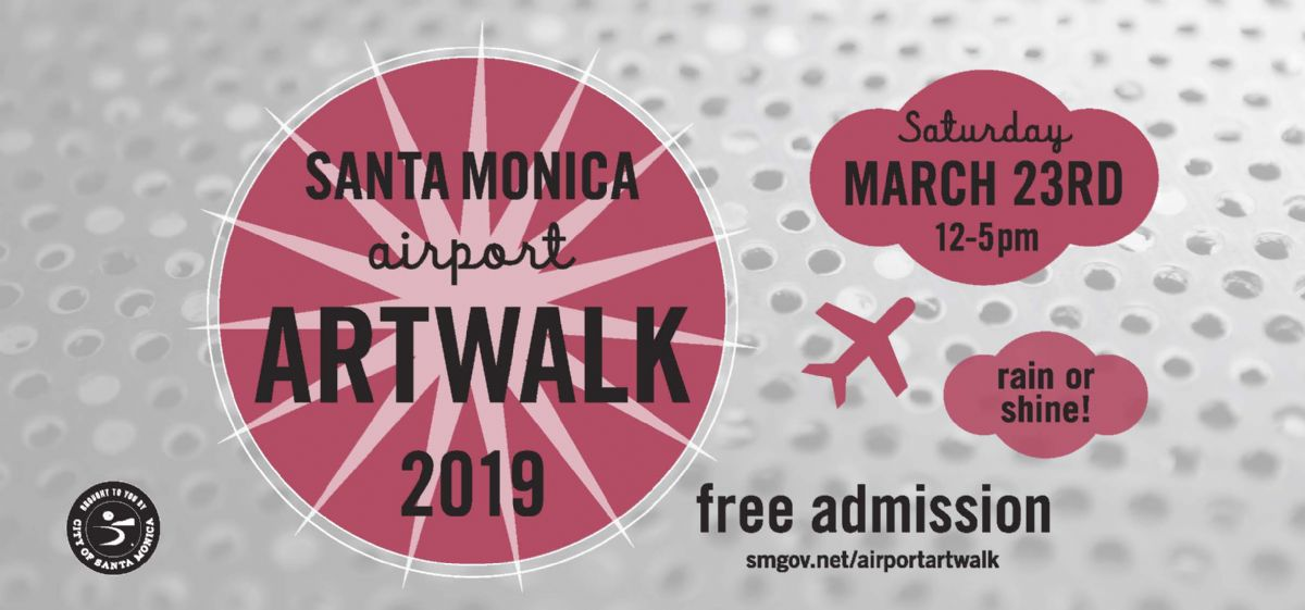 13th Annual Santa Monica Airport ArtWalk