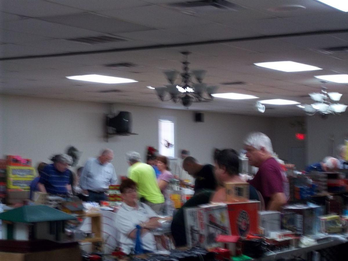 Toy Train & Toy Show/Sale