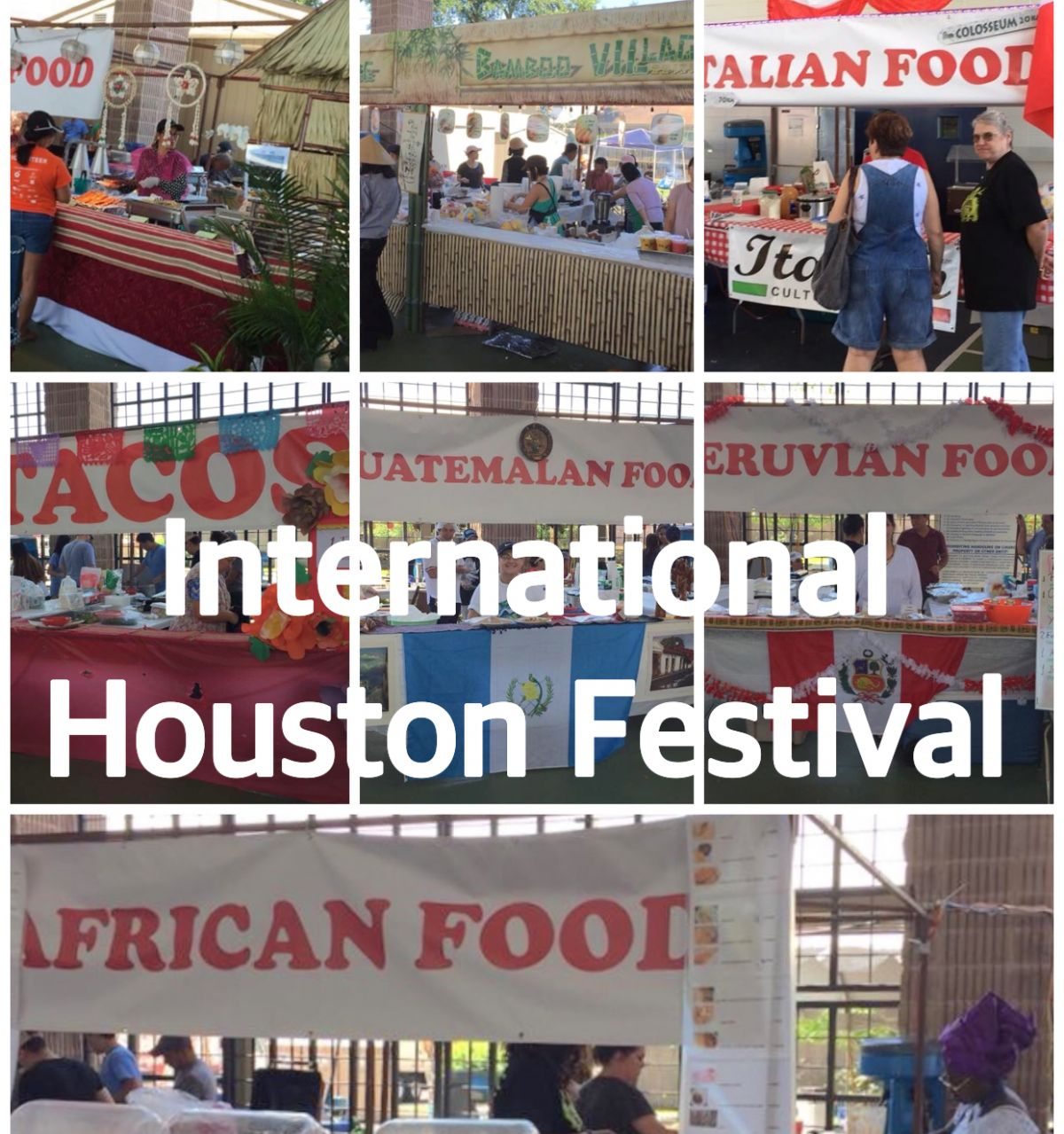 International Houston Festival