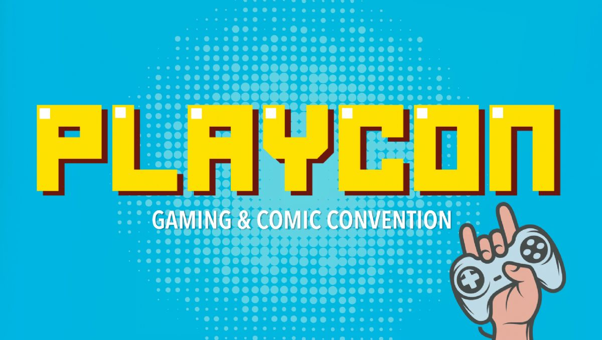 Playcon: Gaming and Comic Convention
