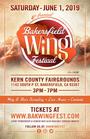 4th Annual Bakersfield Wing Festival