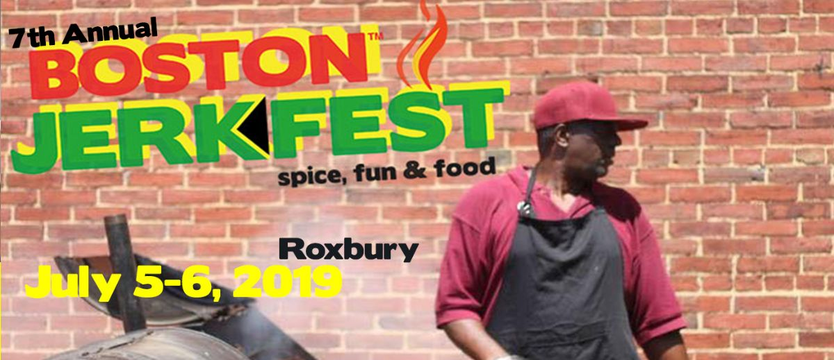 7th Annual Boston JerkFest @ Haley House