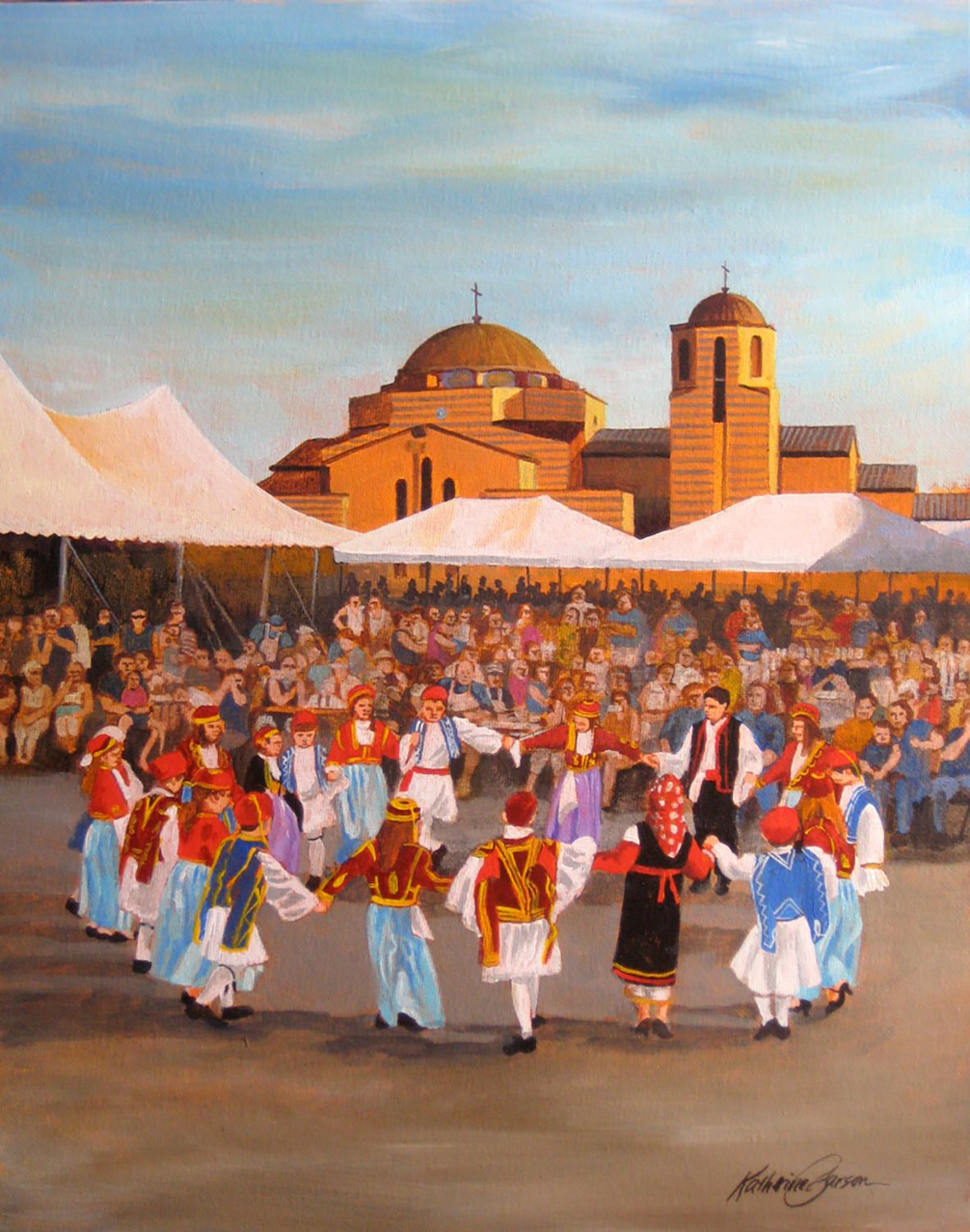 Ya'ssoo Greek Festival of Ann Arbor