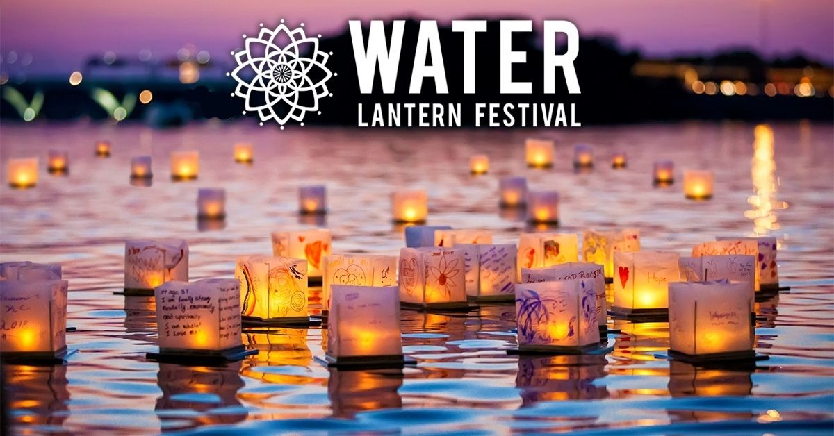 Water Lantern Festival Dallas