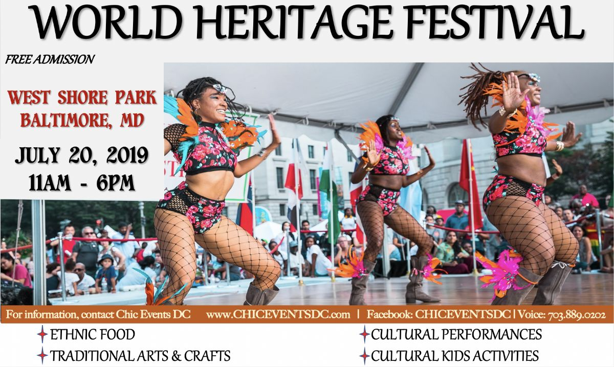 World Heritage Festival ~ Baltimore, MD