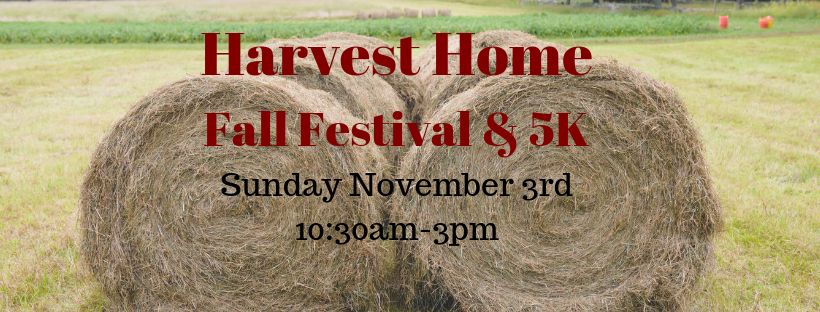 Harvest Home Fall Festival and 5K