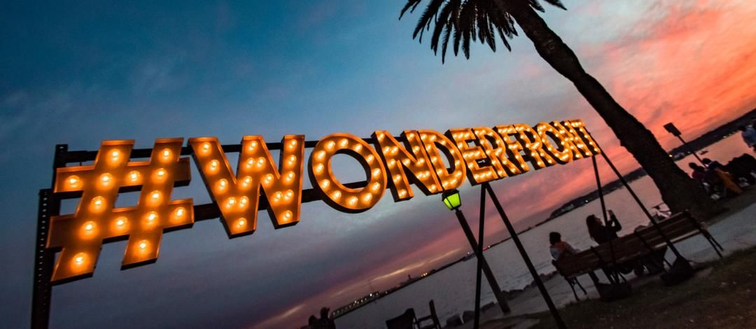 Wonderfront 1 day ticket promo code