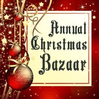 Christmas Bazaar and Candle Tea