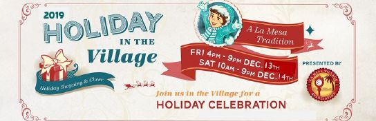 La Mesa's Holiday in the Village
