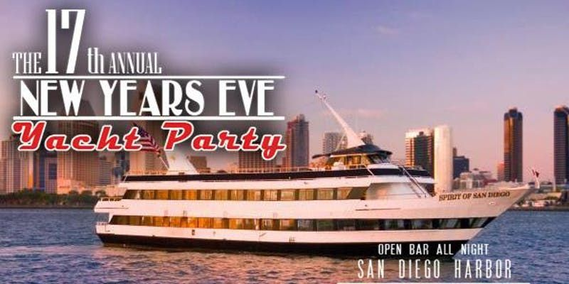 NYE Yacht Party San Diego 2020 Promo Code