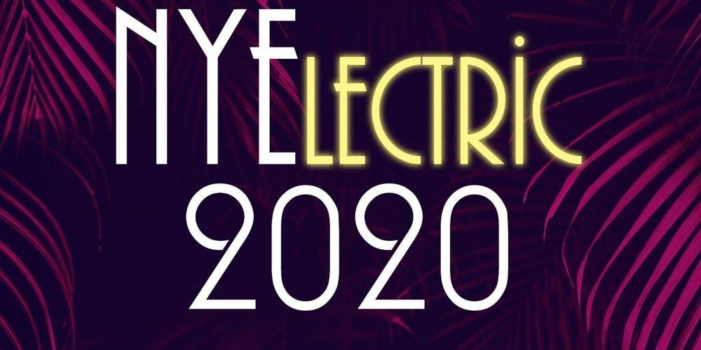 NYElectric NYE South Beach Party 2020
