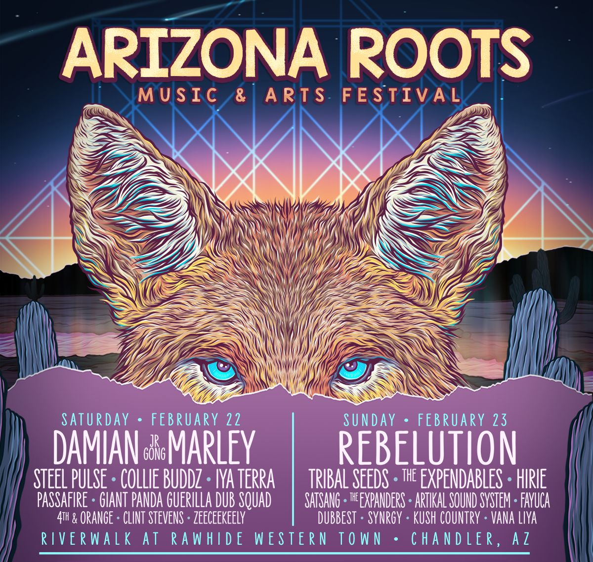Arizona Roots Music & Arts Festival